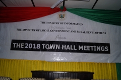 Town Hall Meeting 2018